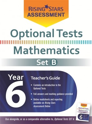 Optional Tests Mathematics Year 6 School Pack Set B