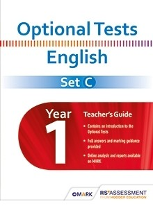 Optional Tests SET C Year 1 Complete Pack