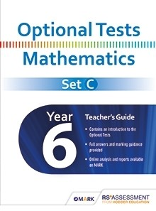 Optional Tests SET C Year 6 Complete Pack