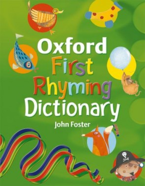 Oxford First Rhyming Dictionary Big Book