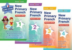 Euro Stars New Primary French complete school pack
