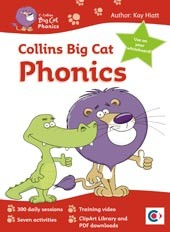 Collins Big Cat Software - Phonics CD-Rom