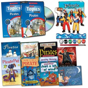 Hot Topics: Pirates Resource Pack
