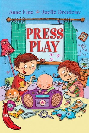 Press Play by Anne Fine