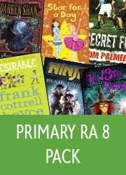 Primary Reading Age 8-12  Fiction Pack - Accelerated Reader