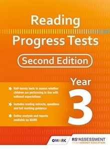 New Curriculum Assessment Reading Progress Tests Year 3 Second Edition
