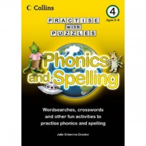 Collins Practise with Puzzles - Book 4: Phonics and Spelling