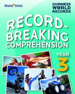 Record-Breaking Comprehension Pupil Book Pack of 6 Year 3