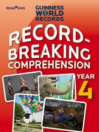 Record-Breaking Comprehension Pupil Book Pack of 6 Year 4