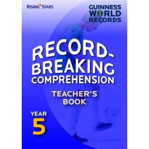 Record-Breaking Comprehension Pupil Book Pack of 6 Year 5