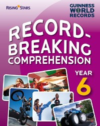 Record-Breaking Comprehension Pupil Book  Pack of 6 Year 6
