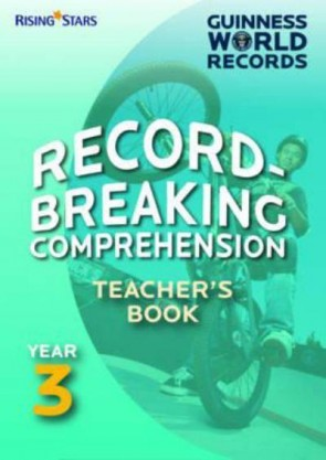Record-Breaking Comprehension Teacher's Book Year 3