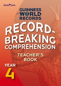 Record-Breaking Comprehension Teacher's Book 4