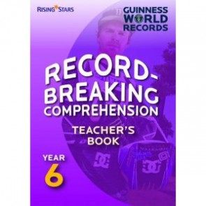 Record-Breaking Comprehension Teacher's Book 6