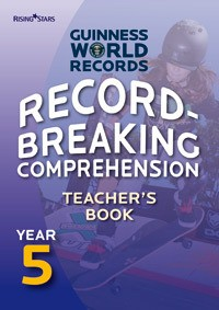 Record-Breaking Comprehension Teacher's Book Year 5