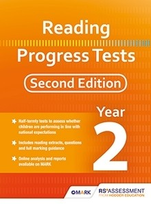 New Curriculum Assessment Reading Progress Tests Year 2 Second Edition