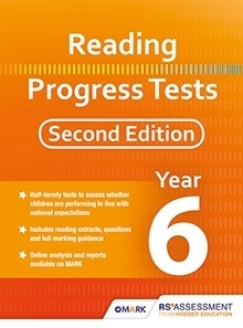 New Curriculum Assessment Reading Progress Tests Year 6 Second Edition