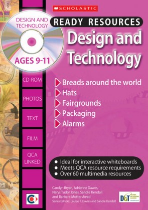 Ready resources-Design and technology 9-11