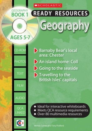 Ready Resources:Geography Book 1 and CD Rom