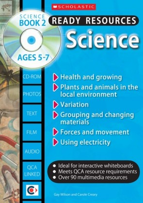 Ready Resource Science Book 2