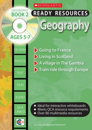 Ready Resources: Geography Book 2 and CD-ROM