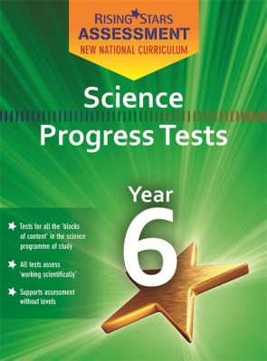 New Curriculum Rising Stars Assessment Science Progress Tests KS2 Pack