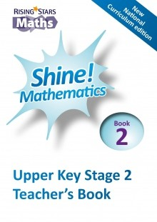 Shine Mathematics Upper Key Stage 2 Pack