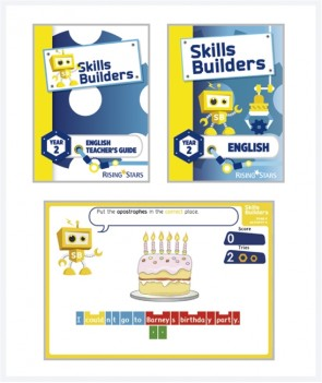 Skills Builders Year 2 Pack new edition