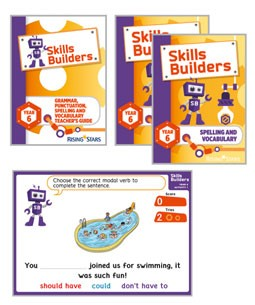 Skills Builders Year 6 Pack new edition