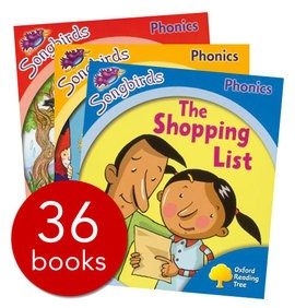 Songbirds Phonics Collection