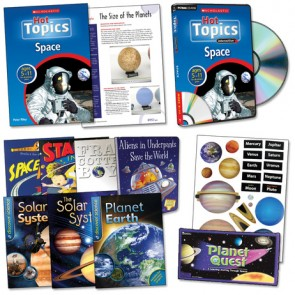 Scholastic Hot Topics: Space Resource Pack