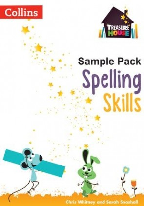 Treasure House Spelling Skills Packs - Year 2