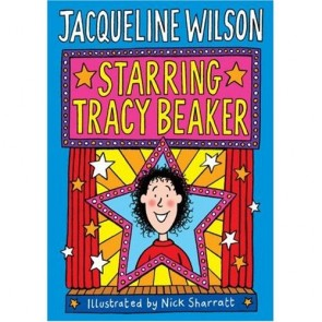 Starring Tracy Beaker by Jaqueline Wilson