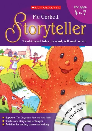 Pie Corbett's Storyteller: Teacher's Book Ages 4-7