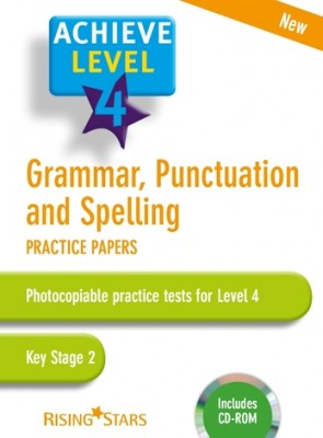 Achieve Level 4/5 Grammar, Punctuation & Spelling