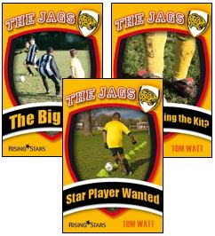 The Jags Fiction Pack of 12 Books plus FREE Activities