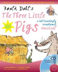 Roald Dahl's Three Little Pigs