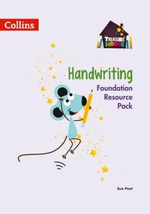 Treasure House - Handwriting Foundation Resource Pack