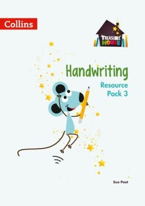 Treasure House - Handwriting Resource Pack 3