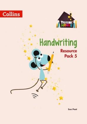 Treasure House - Handwriting Resource Pack 5