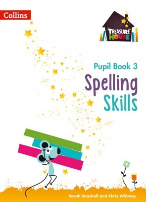 Treasure House - Spelling Skills Pupil Book 3