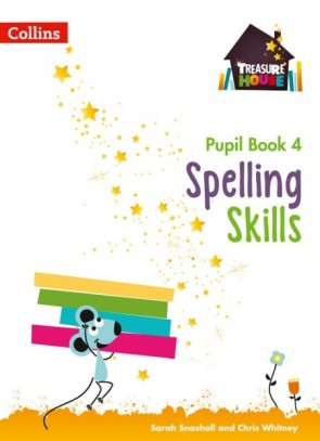 Treasure House - Spelling Skills Pupil Book 4