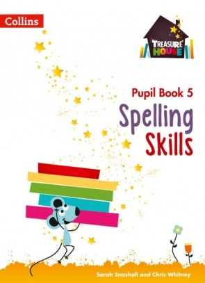 Treasure House - Spelling Skills Pupil Book 5