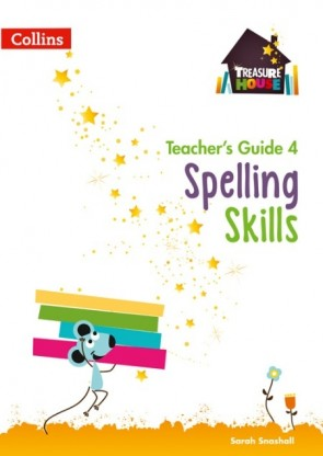 Treasure House - Spelling Skills Teacher's Guide 4