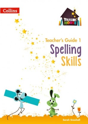 Treasure House - Spelling Skills Teacher's Guide 1