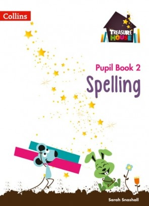 Treasure House - Spelling Year 2 Pupil Book