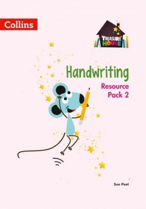 Treasure House - Handwriting Resource Pack 2