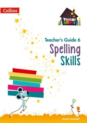 Treasure House - Spelling Skills Teacher's Guide 6