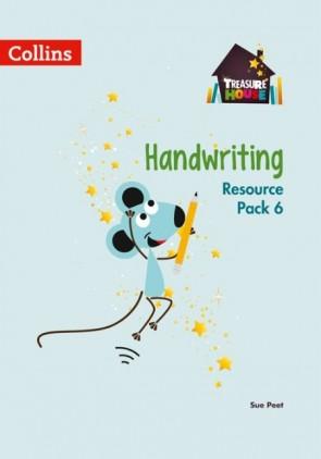 Treasure House - Handwriting Resource Pack 6