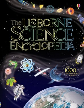 Internet-linked encyclopedias - Usborne science encyclopedia